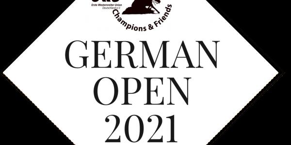 Ausschreibung 29. GERMAN OPEN