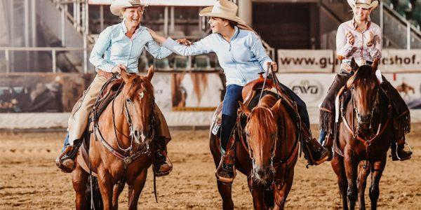 German Open: Early check-in ab 3 Pferde oder 350 km Entfernung möglich