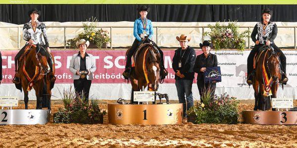 Finale LK 1/ 2 High Prize sen. Western Riding